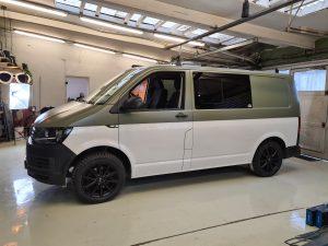 VW T6 Ellie Vans Camper Van Wohnmobil