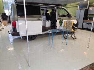 VW T6 Camper Van markise ellie vans