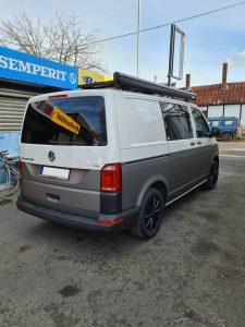 VW T6 Ellie Vans Califorinia camper van