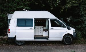 VW T5 offroad camper hochhdach ellie vans