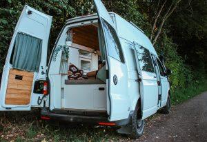 VW T5 offroad camper hochhdach ellie vans 2
